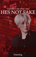 he's not fake || sope by hsandyg