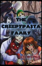 The Creepypasta Family by X-SADIC-SOUL-X