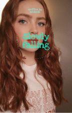 (🏹) Slowly Falling - EVERLARK! by sauceysink