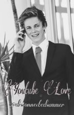 Youtube Love {A Caspar Lee Love Story} by disconnectedsummer