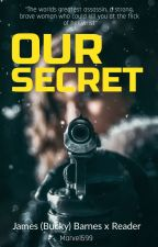 Our Secret   James (Bucky) Barnes x Reader Fanfic by Marvel599