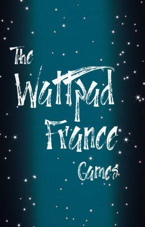 The Wattpad France Games by DespotumAdmini