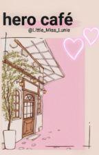 Hero Café   bnha by Little_Miss_Lunie
