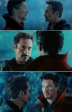 Every Breath You Take (iron strange) by lilyismarvelfan
