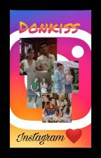 DonKiss Instagram Love Story❤️ by Mielleeee