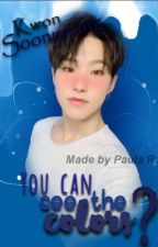 You can see the colors? - Kwon Soonyoung by Park_EunDool_17