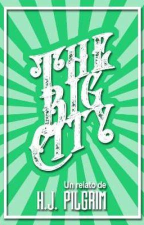 The Big City by HjPilgrim