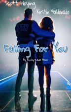 Falling For You (scirstie fanfiction) by VincentJohnAcuo