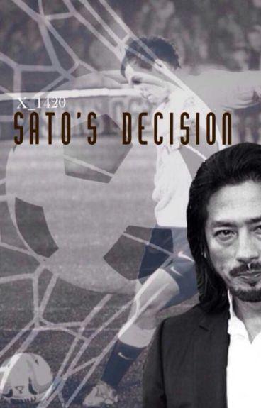 Sato's decision (LarryStylinson).