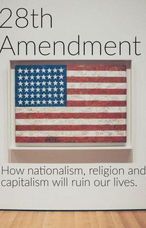 28th Amendment by gaypigeon69