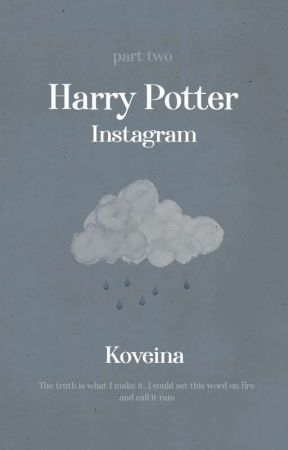 Instagram ─ Harry Potter [part two] by koveina