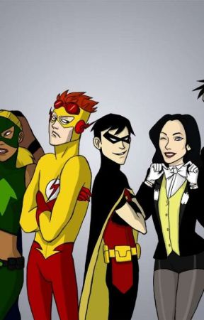 Young Justice one shots by multishipperyjttfan