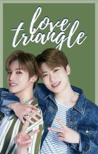 love triangle • jaeyong (completed) by merryasaberry