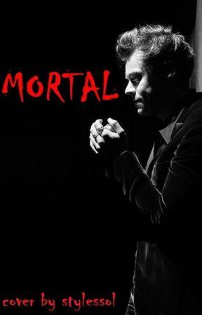 Mortal (sequel to Phantom) by stylessol