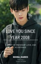 I love You Since Year 2008 by noona_diaries