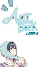 Art Book   Cringe Warning   by GreenIsAColorr