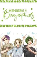 Member's Biographies by flc_writers