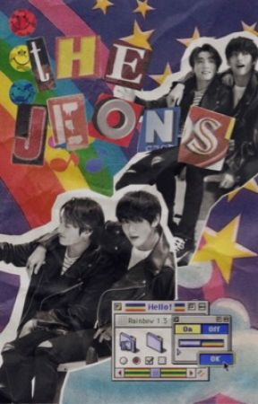 The Jeons.  by chamiseul