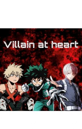 Villain at heart (BNHA x Villain reader) - ~CHP1~ a new