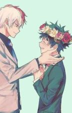 because of you (Tododeku)  by btsnctlover