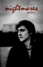 Nightmares ➳ Connor McDonough/ Before You Exit Fanfic { edited } by cheetobes