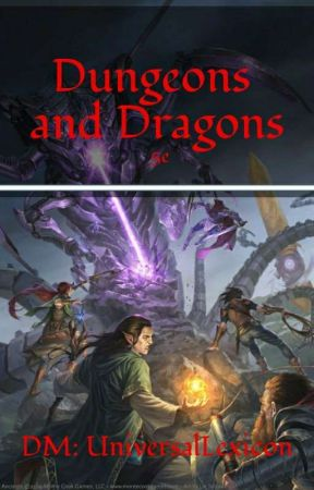 Dungeons and Dragons (with a Twist, Literally) by UniversalLexicon