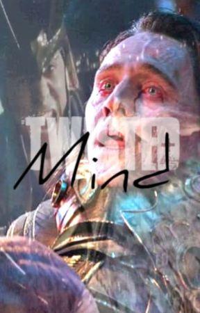 Twisted Mind    Loki Laufeyson by acting_of