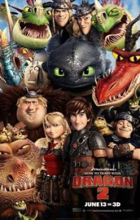 How To Train Your Dragon 2 Toothless Vs Drago S Bewilderbeast Wattpad