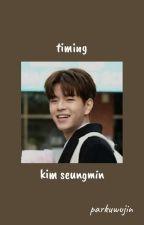 timing | kim seungmin by parkuwujin