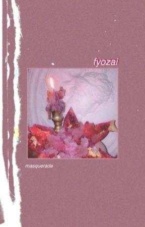 masquerade // fyozai by owosamu