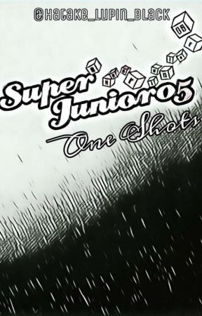 Super Junior One-Shots by hatake_lupin_black