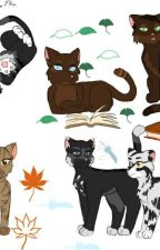 Warrior Cat Art (ON STANDBY) by 21Asian_ways