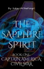 The Sapphire Spirit | Book One~Captain America: Civil War by Silver-Writing