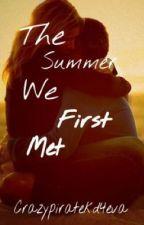The Summer We First Met (Markiplier) by crazypiratekd4eva