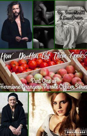 Hermione Granger: Parole Officer Series by SnowBlindLissaDream