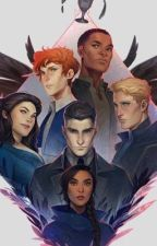 Six of Crows Fluff and Waffles by MarvelFangirl0-0