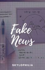fake news | wooseok by skylophilia
