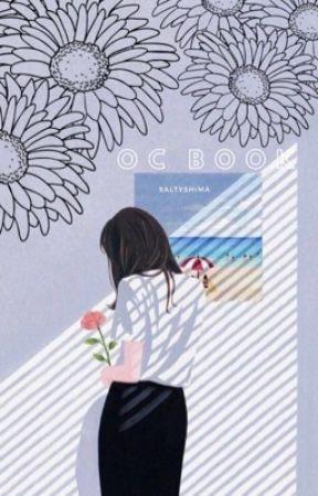 - OC BOOK - by -saltyshima