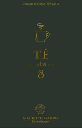 Té a las 8 (edición de autor) by Theromanza
