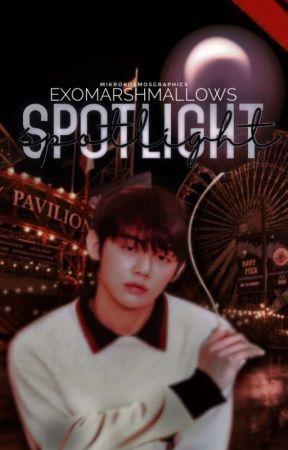 sᴘᴏᴛʟɪɢʜᴛ   ᴛxᴛ by exomarshmallows