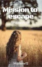 Mission: Escape from the Maze. by Mysterie12