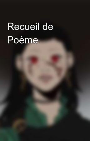 Recueil De Poème La Souffrance Wattpad