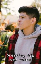 breaking his own rules | nick mara by sofijawrites