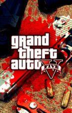 Criminal (Grand Theft Auto 5 Reader Insert) by losersquadunite
