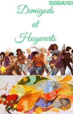 Demigods At Hogwarts by thisisapen