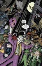 The Villains Children (Batman Fan fiction/ ON HOLD) by MilenaCranenigma