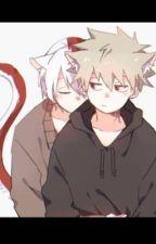 Opposites love~Todoroki x Bakugo (heat addition) by BnhaVoltronBlack