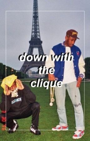 down with the clique- group chat by tylersintern