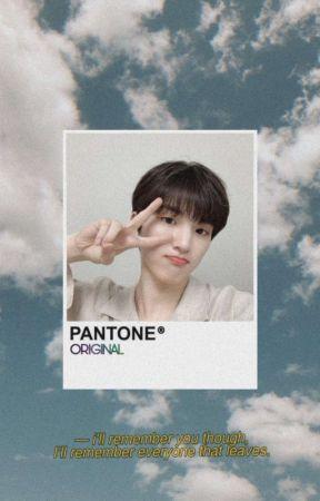 Macaroon → Moon Hyunbin  by minheeyaw