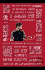 Tony Stark one shots by happypony2003